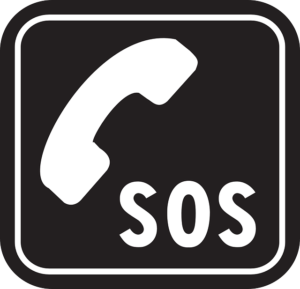 phone and sos