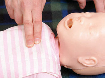 paedatric cpr