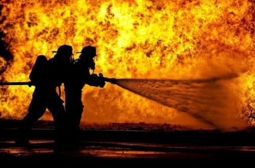 fire fighting