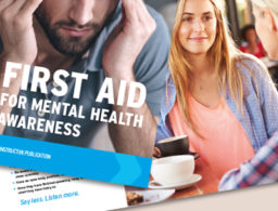first aid awareness mental health